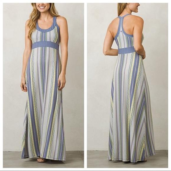 40dbe711d4c NEW Prana Cali maxi dress